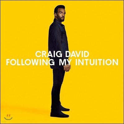 Craig David (크랙 데이빗) - 6집 Following My Intuition [2LP+CD]