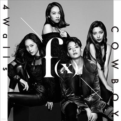 에프엑스 (F(X) - 4 Walls / Cowboy (CD)