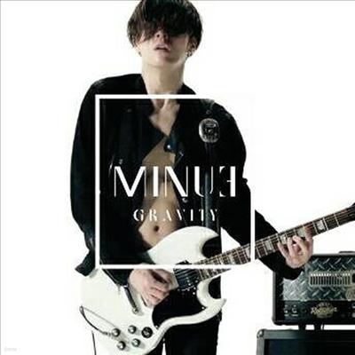 노민우 (Minue) - Gravity (CD+DVD) (Type A)
