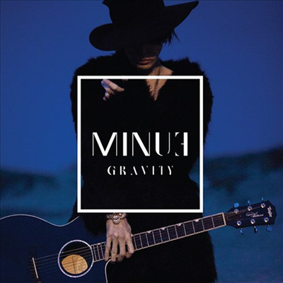 노민우 (Minue) - Gravity (CD+DVD) (Type B)