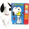 Book & Plush : Snoopy : Best Friend 피넛츠 스누피 인형 + 사운드북