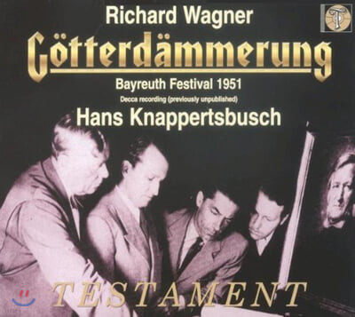 Wagner : Prologue