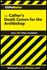 CliffsNotes on Cather's Death Comes for the Archbishop