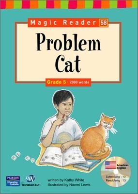 Magic Reader 58 Problem Cat