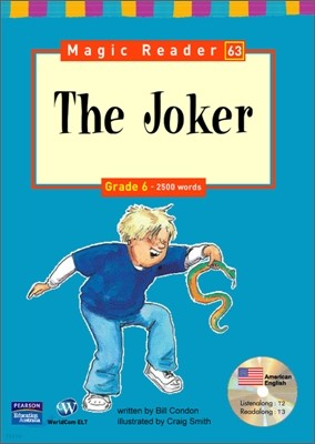 Magic Reader 63 The Joker