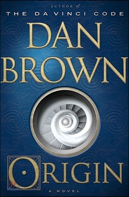Origin : 댄 브라운 다빈치 코드 시리즈 신작 (스릴러 원서 1종, 북마크, 포스트잇 증정)