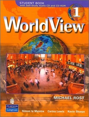 World View 1 : Student Book with Self-study Audio CD & CD-ROM
