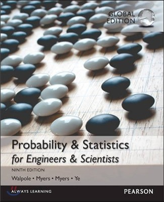 Probability & Statistics for Engineers & Scientists, 9/E (IE)