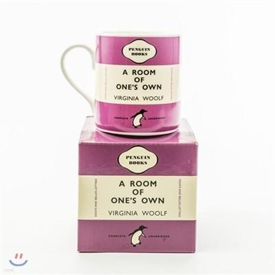 Penguin Mug : A Room of One's Own (Violet)