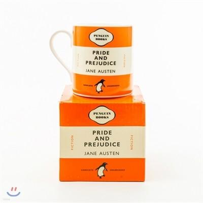 Penguin Mug : Pride and Prejudice (Orange)