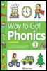 Way to Go Phonics 3(Student Book+Work book)