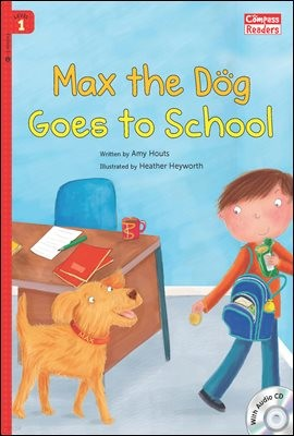 1-18 Max the Dog Goes to School