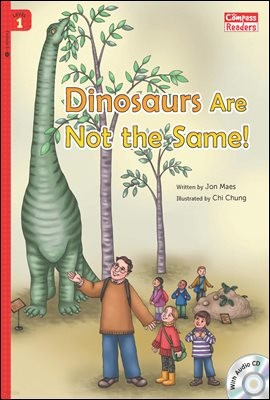 1-3 Dinosaurs Are Not the Same!