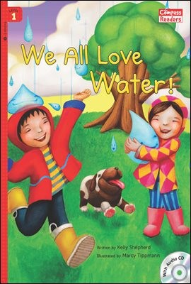 1-4 We All Love Water!