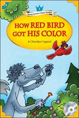 1-6 How Red Bird Got His Color