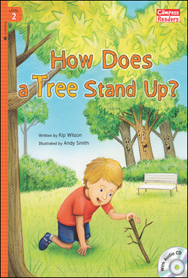2-6 How Does a Tree Stand Up?