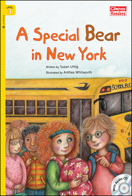 3-18 A Special Bear in New York