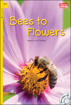3-29 Bees to Flowers