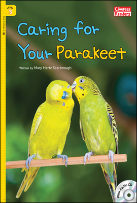 3-39 Caring for Your Parakeet