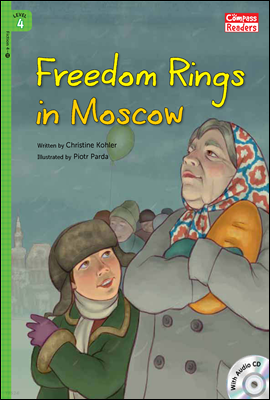4-10 Freedom Rings in Moscow