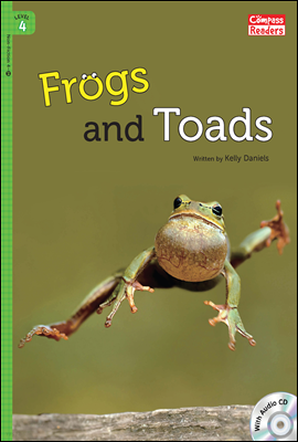 4-24 Frogs and Toads