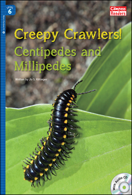 6-41 Creepy Crawlers! Centipedes and Millipedes