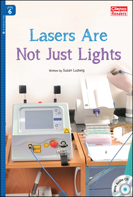 6-43 Lasers Are Not Just Lights