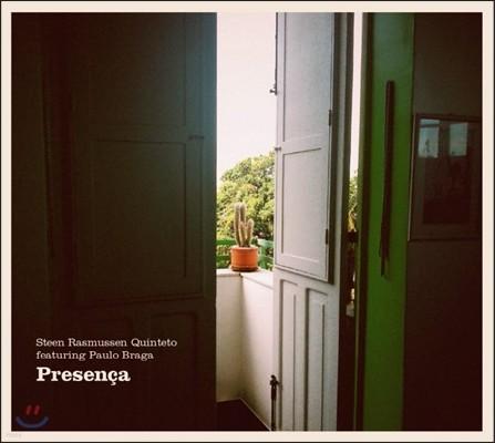 Steen Rasmussen Quinteto / Paulo Braga (스틴 라스무센 퀸텟, 파울로 브라가) - Presenca
