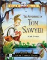 Hear It Read It : The Adventures of Tom Sawyer (Book+CD)