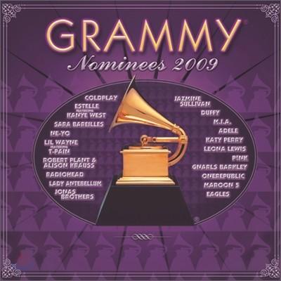 Grammy Nominees (그래미 노미니스) 2009