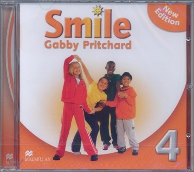 Smile 4 : Audio CD (New Edition)