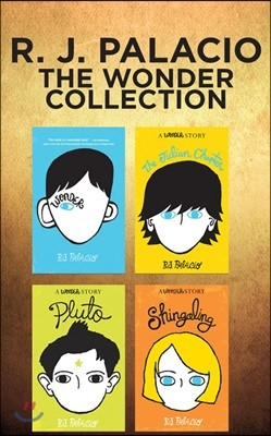 R. J. Palacio - The Wonder Collection