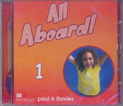 All Aboard 1 : Audio CD