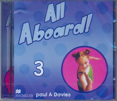 All Aboard 3 : Audio CD