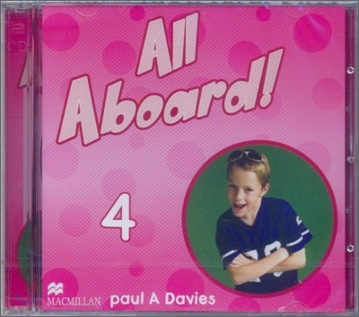 All Aboard 4 : Audio CD