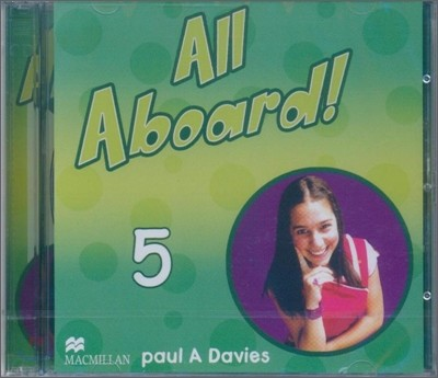 All Aboard 5 : Audio CD