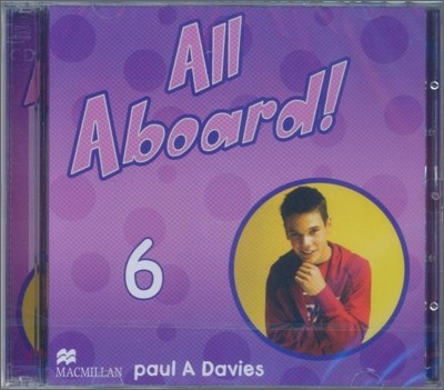 All Aboard 6 : Audio CD