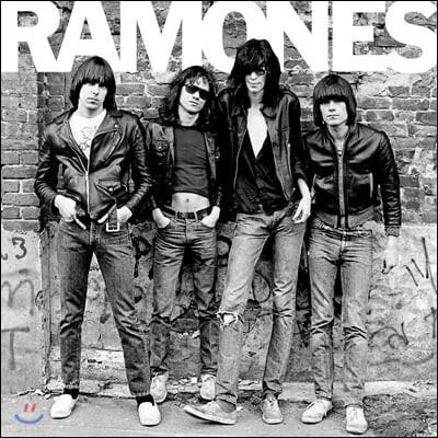 Ramones (라몬즈) - Ramones [4CD + LP 넘버링 한정반]