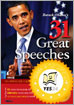 Barack Obama's 31 Great Speeches