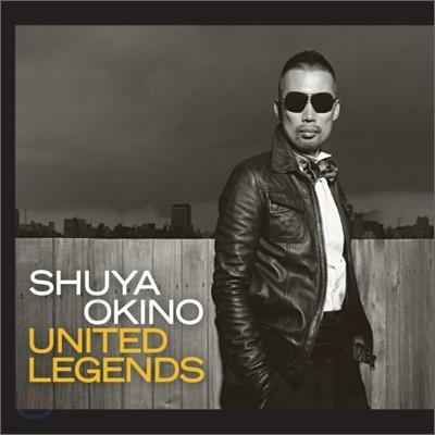 Shuya Okino (오키노 슈야) - United Legends