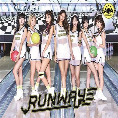 에이오에이 (AOA) - Runway (CD+DVD) (초회한정반 B)