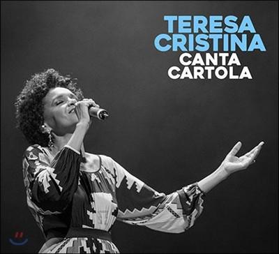 Teresa Cristina (테레사 크리스티나) - Canta Cartola (칸타 카르톨라 - 2015년 리우데자네이루 라이브) [CD+DVD Deluxe Edition]