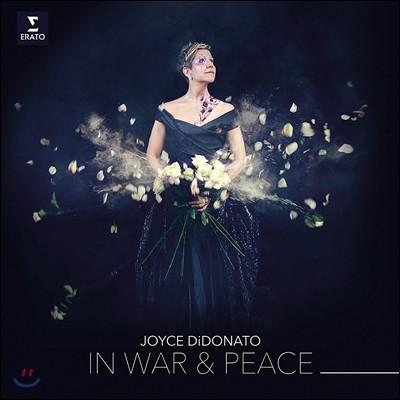 Joyce DiDonato 조이스 디도나토 바로크 아리아 - 전쟁과 평화 (In War and Peace - Harmony through Music) [2LP]