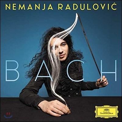 Nemanja Radulovic 바흐: 바이올린 협주곡, 토카타와 푸가, 샤콘느 외 (J.S. Bach: Violin Concerto BWV1041 & 1043, Toccata & Fugue, Chaconne, Air) 네만야 라두로비치