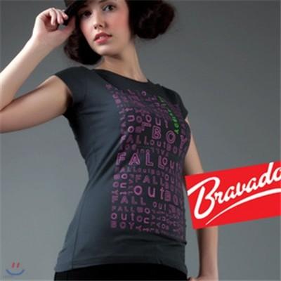 폴아웃보이 Fall out Boy - Repeat 30612200 여성용 스키니 티셔츠
