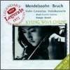 멘델스존 / 브루흐 : 바이올린 협주곡 (Mendelssohn / Bruch : Violin Concerto) 정경화