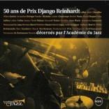 장고 라인하르트 상 수상작 모음집 (Academie du Jazz: 50 Ans De Prix Django Reinhardt)