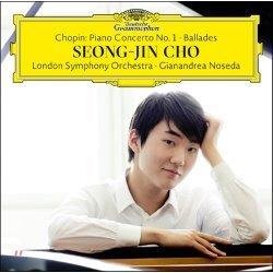 조성진 - 쇼팽: 피아노 협주곡 1번, 4개의 발라드