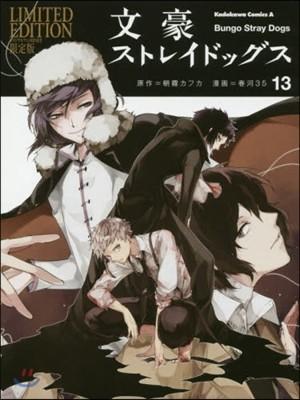 文豪ストレイドッグス 13 オリジナルアニメBD付き限定版