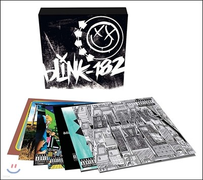 Blink 182 (블링크 182) - Vinyl Box Set [Limited Editon / 10 LP]